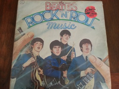 The Beatles Rock n Roll Music  33 rpm