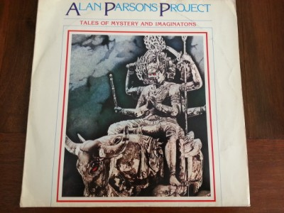 Alan Parsons Project -Tales of Mystery Imaginatons 33 rpm plak